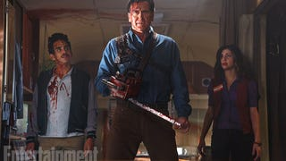 Bruce Campbell Is Back As Ash in First <i>Evil Dead</i> TV Show Photo