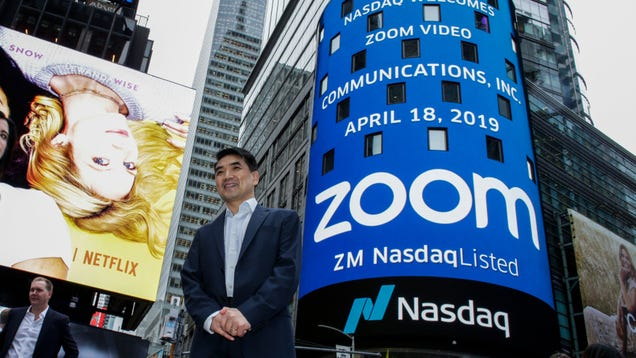 Zoom Promises to Enforce China s Censorship Better