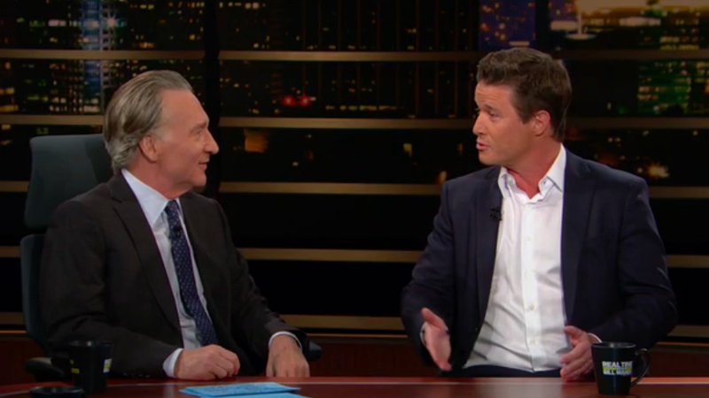 Bill Maher's attempt to rehabilitate Billy Bush's career runs into some resistance from Nayyera Haq