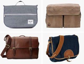 Illustration for article titled How to Find the Best Messenger Bag