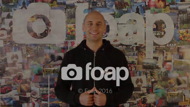Foap Makes It Easy to Sell Stock Photos With Your Phone