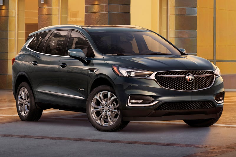 Illustration for article titled 2018 Buick Enclave: Jalopnik seems to have missed it.