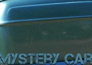 Illustration for article titled This Week's Mystery Car