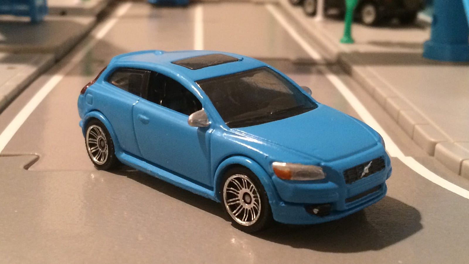Custom Volvo C30