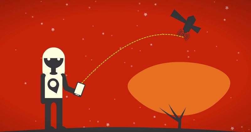 Illustration for article titled Cómo el GPS de tu móvil usa mecánica cuántica para localizarte