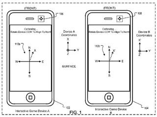 Illustration for article titled Apple Patent Takes Augmented Reality Games To The Next Level