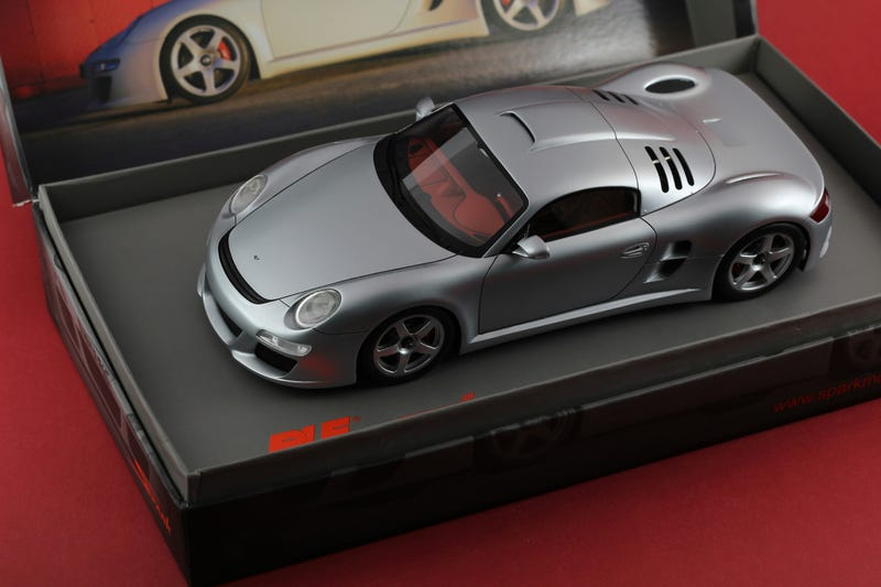 Illustration for article titled LaLD Car Week 2000's day: Spark RUF CTR3