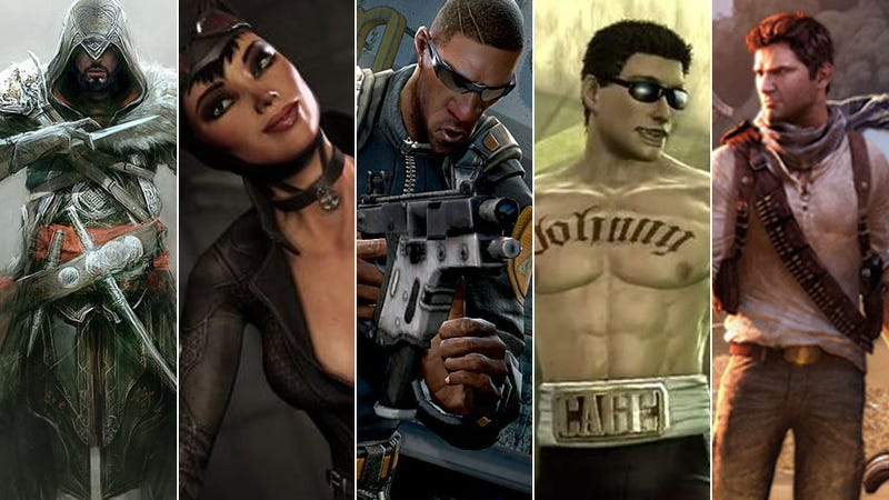 Illustration for article titled Which of These Five Games Had the Best Writing of 2012?