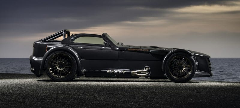 Illustration for article titled Donkervoort Just Murdered Out The D8 GTO