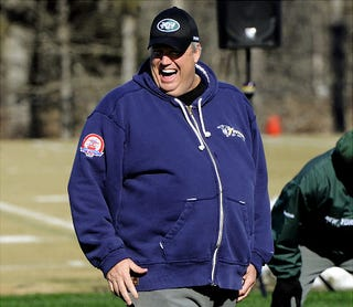 Illustration for article titled Rex Ryan's Convenient Superstition