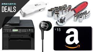 Illustration for article titled Deals: Buy $50 in Household Goods, Get a $15 Amazon Card