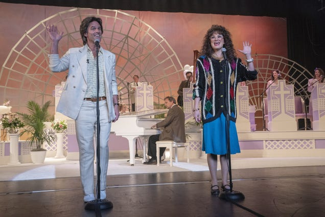 It's all flashbacks and family affairs on this week's outstanding The Righteous Gemstones