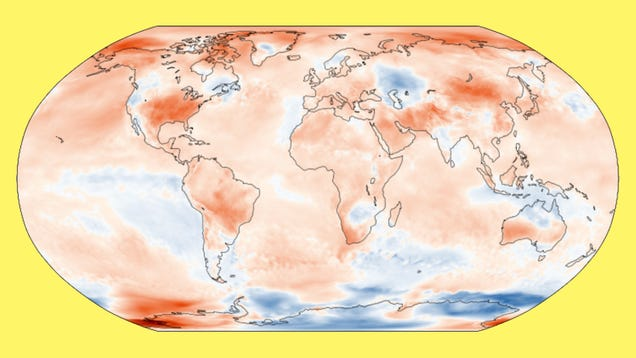 The World Just Had Another Month of Record Heat