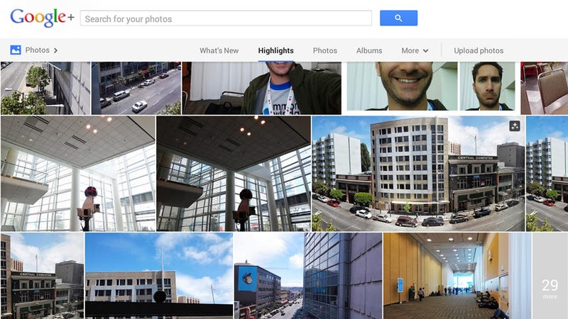 Illustration for article titled Google+ New Photo Features Hands-On: Fun, But Unreliable