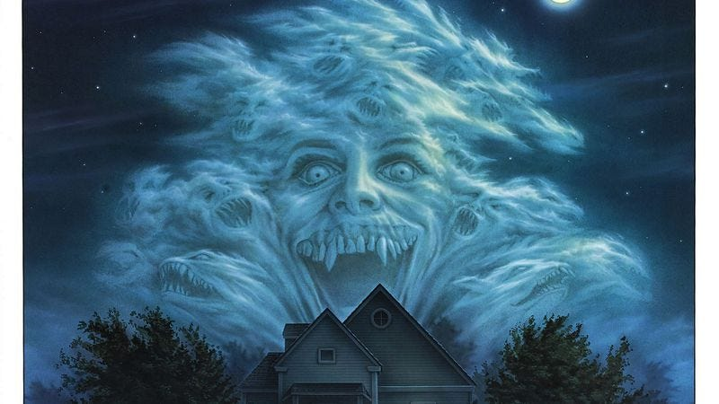 Illustration for article titled Fright Night soundtrack to be released on oh so cool glow-in-the-dark vinyl