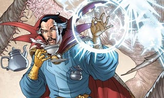 Illustration for article titled Marvel Wants Jon Spaihts to Write Doctor Strange