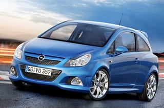 Illustration for article titled Hot Hatch Report: Opel Corsa OPC