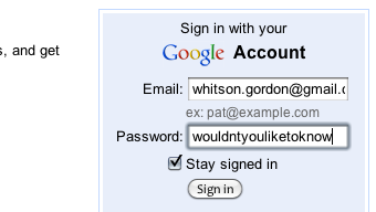 Illustration for article titled Reveal Passwords Bookmarklet Ensures You'll Never Get Locked Out of Your Accounts