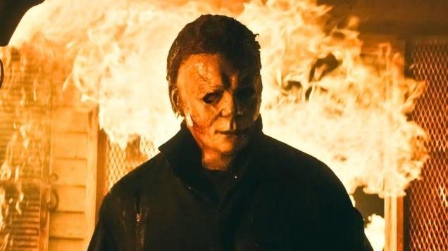 Halloween Kills Is Making Like Michael Myers and Coming Home