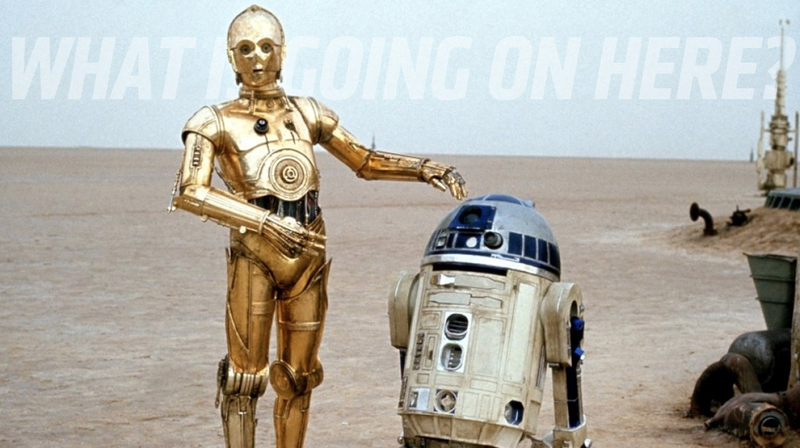 Illustration for article titled This Famous Star WarsPhoto Has A Huge Mystery And I'm Going To Find The Truth