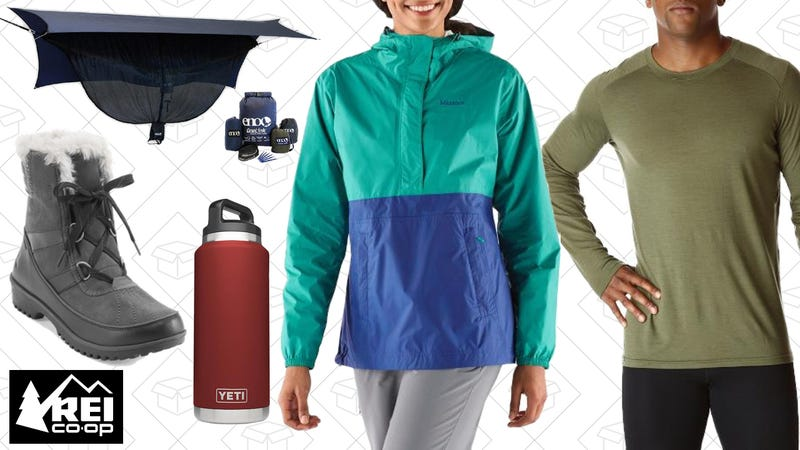 Illustration for article titled REI's Up to 40% Off Cyber Week Deals Are Live