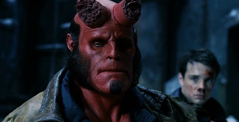 Illustration for article titled Guillermo del Toro Finally Admits Hellboy 3 Is Never Ever Happening