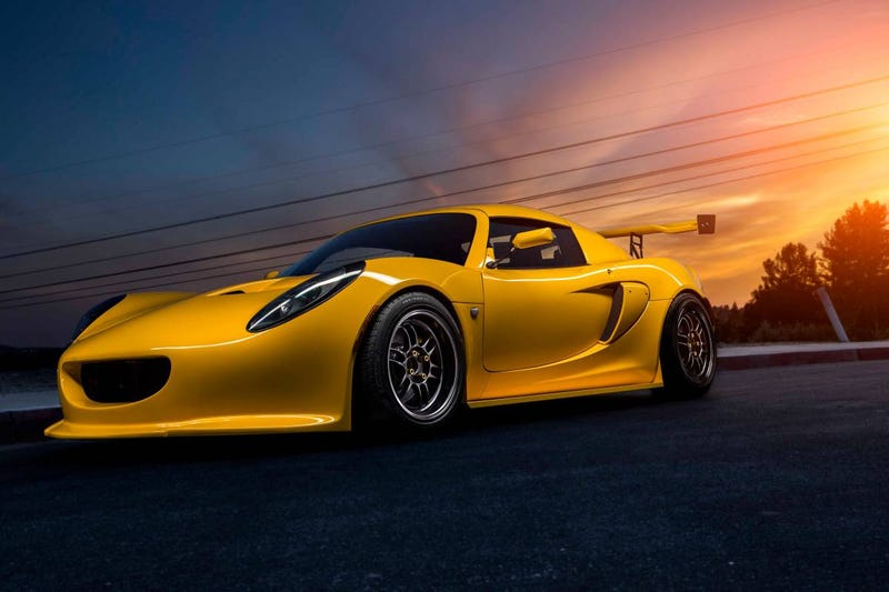 At 35900 Would You Put Your Body Into This Widebody 2005 Lotus Elise