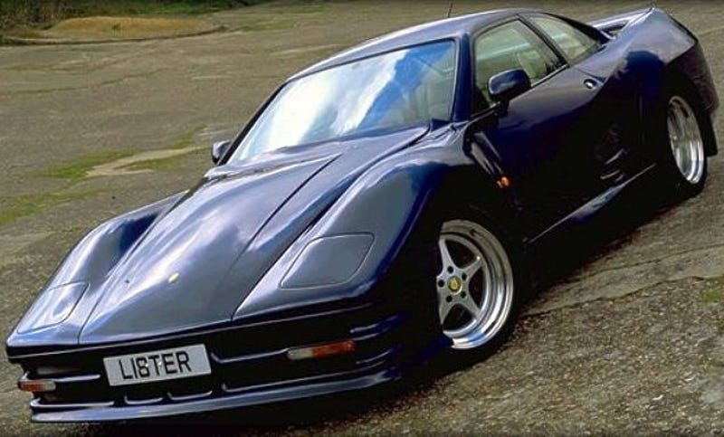 Lister Storm GT (1999) - Racing Cars
