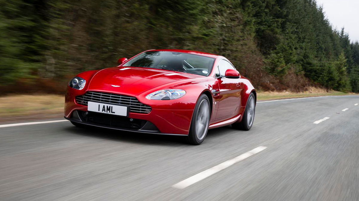 aston martin vantage: the ultimate buyer's guide