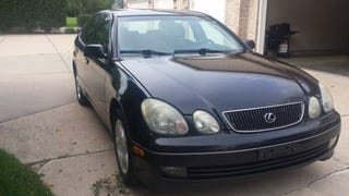 Oppo Question: Would You Buy an Old Lexus With a Ton of Miles?