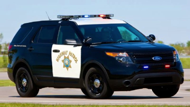 The California Highway Patrol Wants To Switch To Suvs