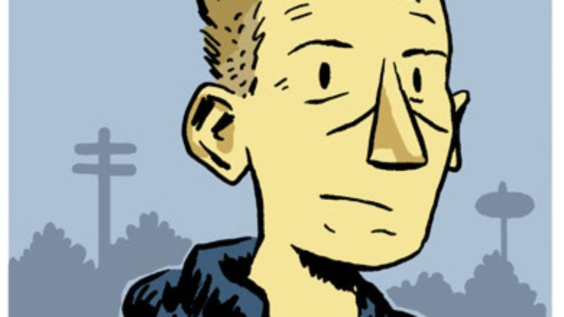 Illustration for article titled Kevin Huizenga on the relationship between his comics and Woody Allen