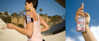 Illustration for article titled Belkin's iPod Cases Support Fight Against Breast Cancer