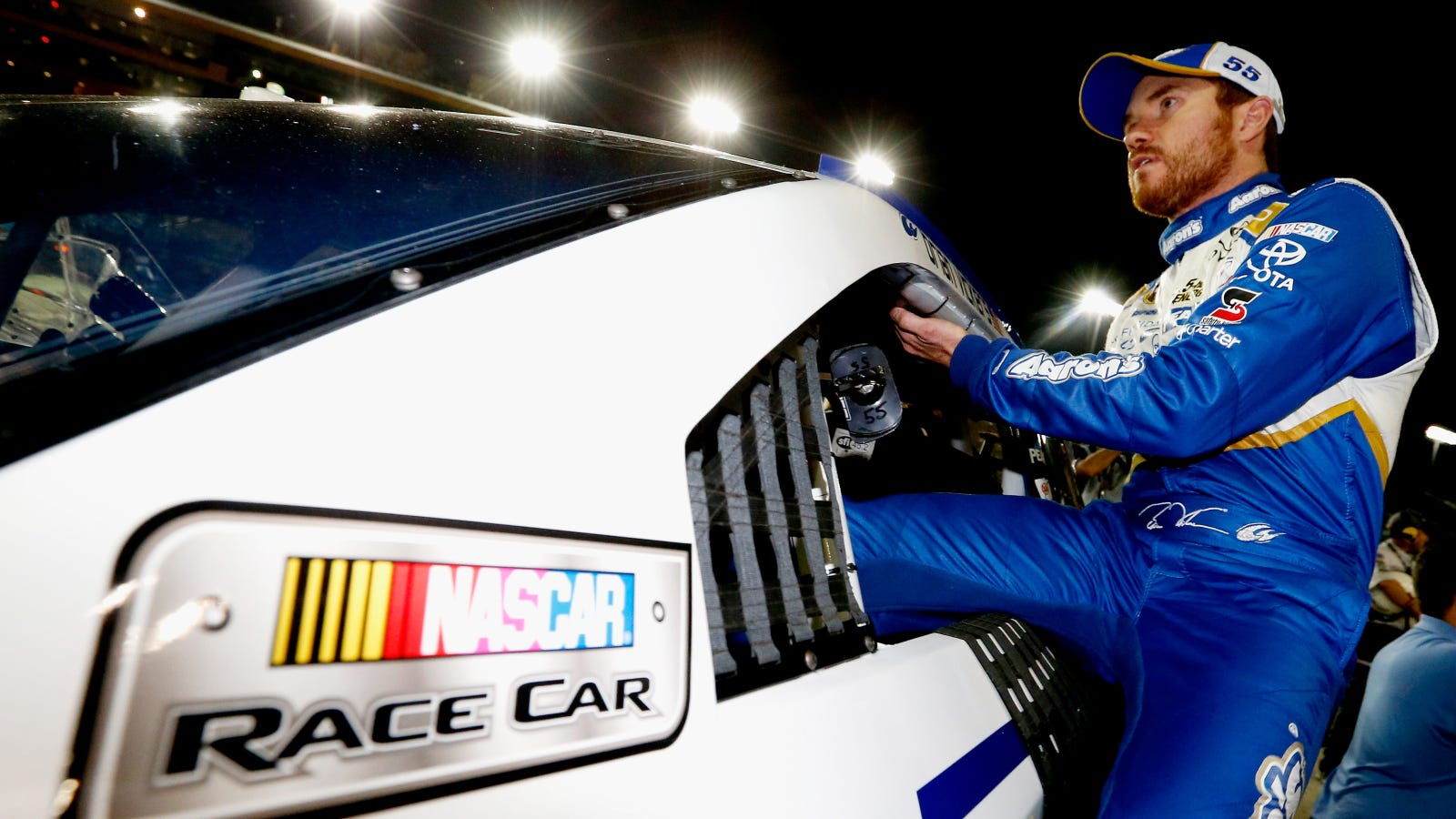 First Time Driver >> NASCAR Driver Brian Vickers To Miss Start Of 2015 Due To Hole In Heart