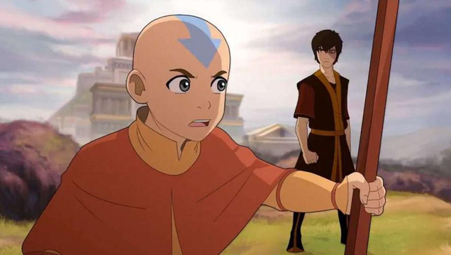 See the Pencil Tests for Avatar: the Last Airbender s Best Fight Scene
