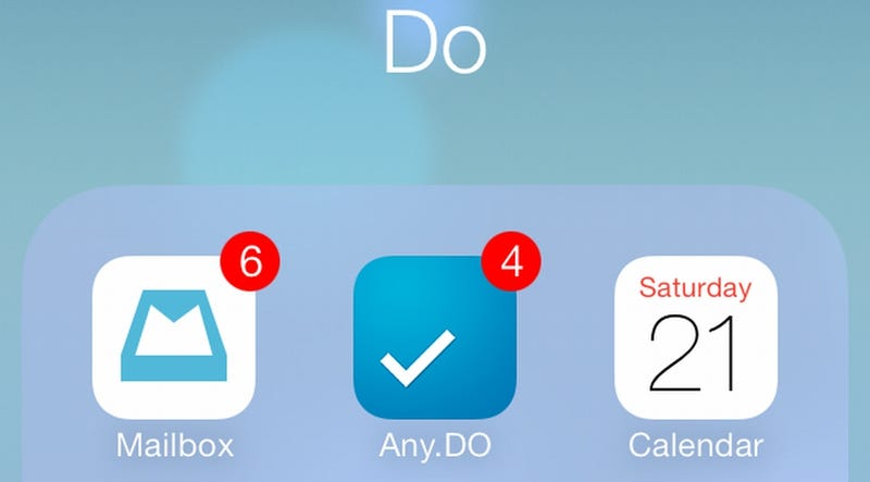 """Create a """"Do"""" Folder for Apps to Boost Productivity"""