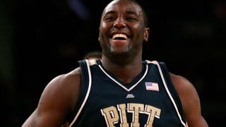Illustration for article titled The One With The Most Retarded Story About Pitt's DeJuan Blair