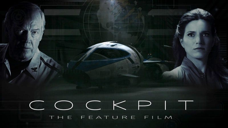 Illustration for article titled The Awesome Scifi Short CockpitCould Become a Feature Film (With a Bit of Help)