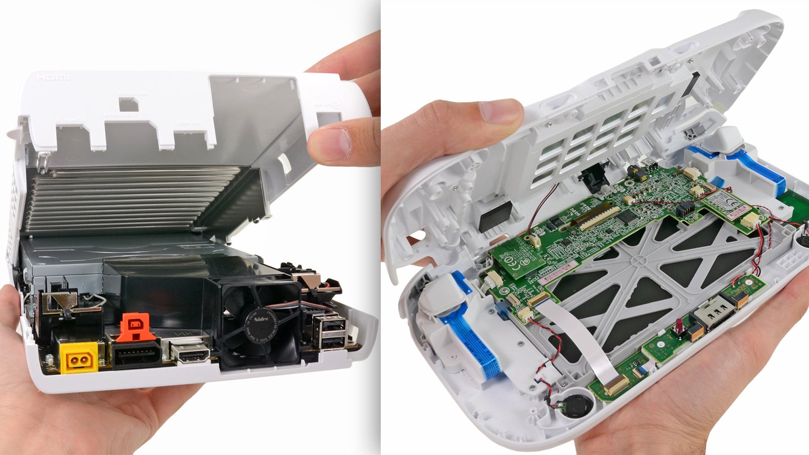 how to fix a scratched wii u disk