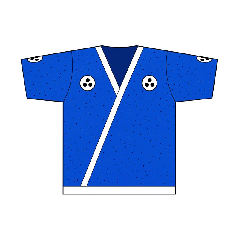 Illustration for article titled Usagi Yojimbo t-shirt design
