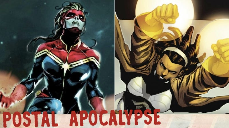 Is Marvel Making The Wrong Captain Marvel Movie?