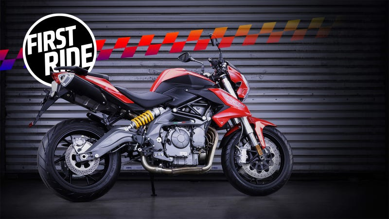 The $6,000 Benelli TNT600 Is a Lot of Motorcycle For the Money [Updated]