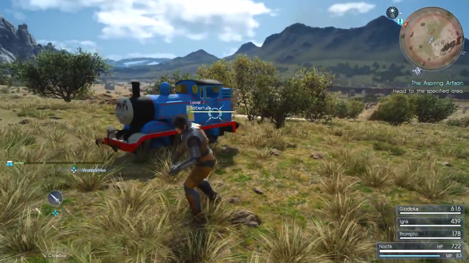 Final Fantasy XV Finally Gets Mod Support On PC