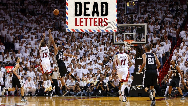 """Illustration for article titled Dead Letters: """"Something Fishy With Game 7?"""""""
