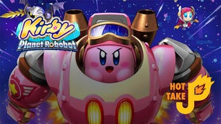 Illustration for article titled Hot Take: Kirby: Planet Robobot (3DS)
