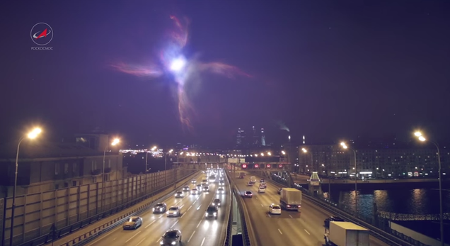 Majestic Video Re-imagines Earth's Sky If Celestial Bodies Were Closer