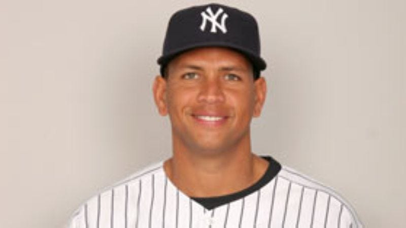 Illustration for article titled A-Rod To Reporter After Interview: 'How Was That?'