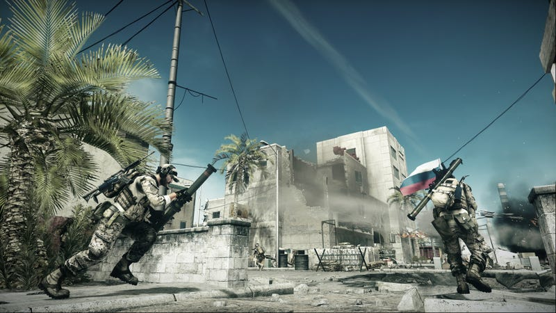"""Illustration for article titled These Screens Show Off Battlefield 3's """"Back to Karkand"""" Expansion"""