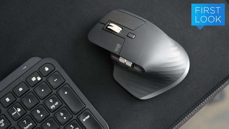 Logitech's MX Master 3 Has a Mouse Wheel That Feels Like Magic