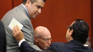 George ZimmermanJoe Burbank - Pool/Getty Images